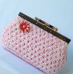 Pink Summer Kelly Bag Alexander's Italy by normajeanscloset, $49.99