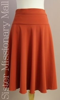 30 cute #LDS sister missionary skirts