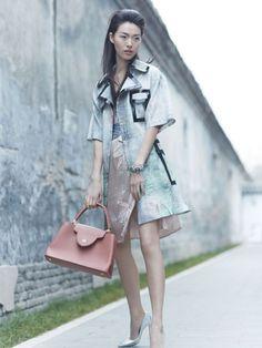 Tian Yi by Zack Zhang for Vogue China April 2014 5