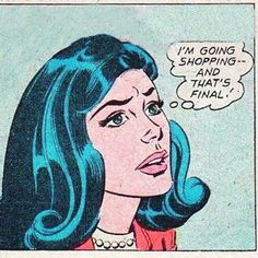 Whether they're sexist, out-dated or just plain taken out of contest, old-school comic panels can be a pretty good source of entertainment. Seek 20 funny comic book panels below. Some of these come from Comically Vintage. Pop Art Vintage, Vintage Comic Books, Vintage Comics, Comic Books Art, Comic Art, Retro Vintage, Book Art, Vintage Style, Vintage Fashion
