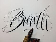 Breath | by Barbara Calzolari