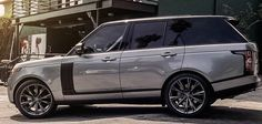 Range Rover! .