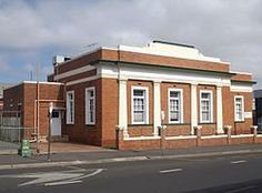 Toowoomba Permanent Building Society. 2 Russell St. 1934