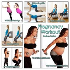 Workout Fit Pregnancy