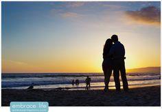 Santa Monica Beach Engagement Photographer - 12