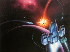 70sscifiart: The best of Chris Moore