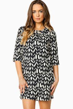 Terrwyn Shift Dress / ShopSosie #shopsosie #sosie