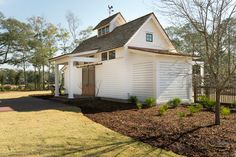 Garden Shed - traditional - garage and shed - charleston - Shoreline Construction and Development