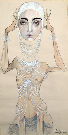 ANNE SOFIE MADSEN illustrations