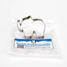 Elephant Cookie Cutter Stainless Steel *** Be sure to check out this awesome product.(This is an Amazon affiliate link and I receive a commission for the sales)