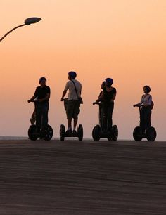 Are You going to visit Krakow? Try Segway Krakow tour! A new offer of joyful and comfortable sightseeing by Krakow Guide. Experience something special!