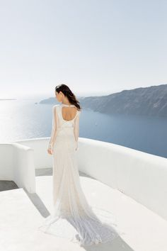 This Rocabella Santorini Wedding Is Sure to Leave You Breathless