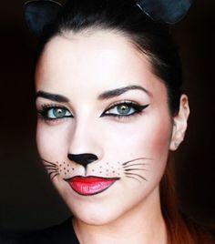Trucco di Carnevale: il make-up da gatto!