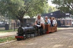 live steam model trains - - Yahoo Image Search Results