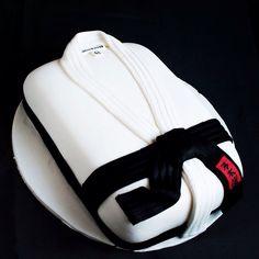 Judo cake _ un Grain de folie