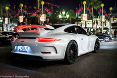 Supercars Photography — Porsche 991 GT3 by Sebastian T Photography on...