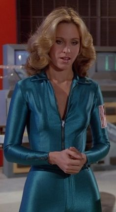 Wilma Deering, Buck Rogers in the Century Female Actresses, Actors & Actresses, Buck Rodgers, Erin Gray, Gal Gabot, Science Fiction, Sci Fi Tv, Hero Movie, Blond