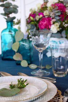 Tischdekoration Fur Eine Hochzeit Stil Elegant Klassisch