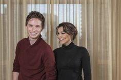 I know I already said this today for Harrison Ford and Carrie Fisher, but I'll say it again for Eddie Redmayne and Samantha Barks: CUTE FACTOR!!!!!!