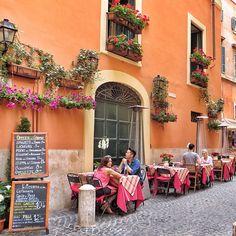From Parisian cafes to Roman trattorias, here are Europe's best places to eat like a local. Best Places To Eat, The Places Youll Go, Places To Travel, Ireland Travel, Italy Travel, Trattoria Italiana, Parisian Cafe, Little Gardens, Need A Vacation