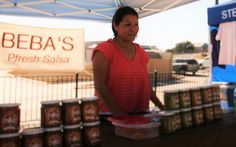 For a treat with roots south of the border, drop by Beba's Pfresh Salsa.