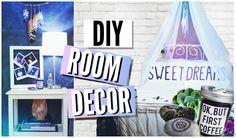 DIY ROOM DECOR | Tumblr Room Makeover! 2015