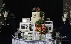 Cake table in Lough Rynn Castle. Cake Table, Castle, Table Decorations, Fun, Photography, Cakes, Weddings, Home, Photograph