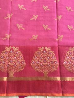 Indian Sarees, Silk Sarees, Saree Dress, Sari, Trendy Sarees, Embroidery Saree, Kanchipuram Saree, Indian Textiles, Lehenga Designs
