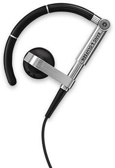 Bang and Olufsen earphones.  Without a doubt the BEST sound a pair of headphones can give.  They are amazing. I have had these for years and still nothing compares.