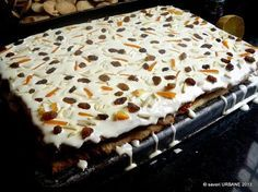 Prajitura Arlechin (5) Tiramisu, Sweet Tooth, Pie, Cooking Recipes, Ethnic Recipes, Desserts, Food, Knits, Torte
