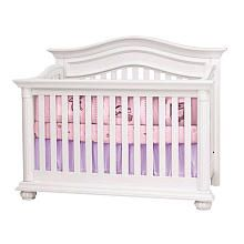 Baby Cache Heritage Lifetime Convertible Crib - White