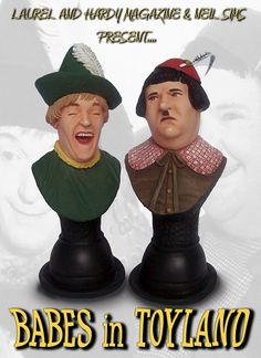 BUY: Babes in Toyland Busts