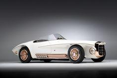 FAB WHEELS DIGEST (F.W.D.): 1965 Mercer-Cobra Roadster