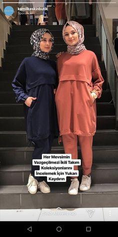 Modern Hijab Fashion, Street Hijab Fashion, Frock Fashion, Muslim Fashion, Modest Fashion, Fashion Pants, Fashion Outfits, Stylish Dresses For Girls, Stylish Dress Designs