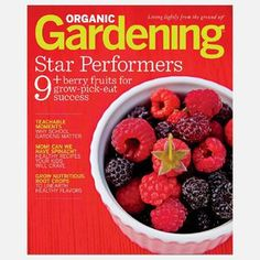 2 Years Of Organic Gardening, $20, now featured on Fab.