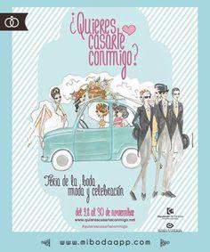 @CPDECordoba celebra la 1ª edición de #quierescasarteconmigo encontrarás numerosas ideas sobre tu boda! #mibodaapp