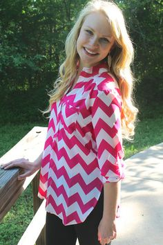 Pin now! Adorable & bold. Too freaking cute. $31.00 and free shipping. http://www.sidelinesass.com/collections/new-items/products/look-the-part-top #fashionlove #fashion #summertrend #summer #onlineboutique