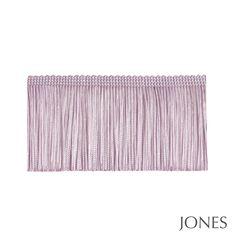 Jones Interiors I Trimmings Lilac, Lavender, Purple, Velvet Corner Sofa, Lampshades, Broadway, Art Deco, Cushions, Interiors