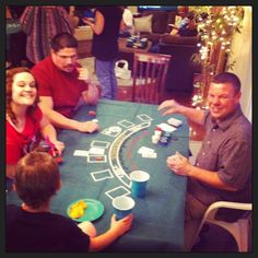 Casino Party/Papas 60th