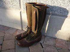 Luftwaffe tropical boots