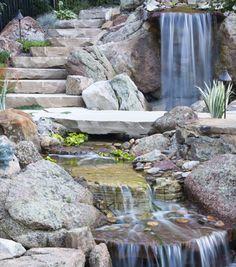 Water Features | Lifescape Colorado