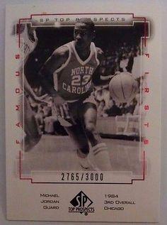b62683589 2000 SP Top Prospects  46 Michael Jordan FF Team  Chicago Bulls 2765 3000