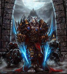 World of Warcraft - Huargen