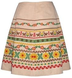 Yes, I love me some skirts...
