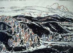 David Milne David Milne, Franklin Carmichael, Tom Thomson, Emily Carr, Canadian Artists, Watercolor Techniques, Cool Art, Awesome Art, American Art