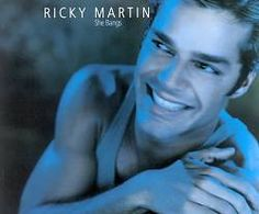 Listening to Ricky Martin - She Bangs on Torch Music. Now available in the Google Play store for free.