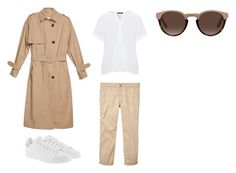 """1"" by explorer-14724164408 on Polyvore featuring мода, Gap, Berta, Frapp и adidas Originals"