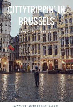Planning a citytrip to Brussels? These traveltips about what nog to miss in Brussels might come in handy!