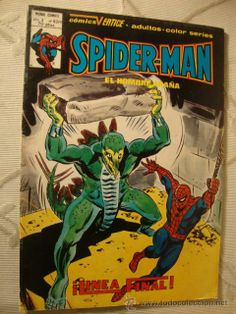VERTICE MARVEL MUNDI COMIC SPIDERMAN SPIDER-MAN VOL.3 Nº 63 H - RQ BUEN ESTADO
