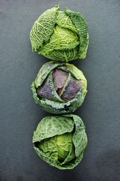 The Food: CabbageWhat to Do: The cabbage is far more elegant than anyone gives it credit for. We love a good pickled cabbage, particularly in kimchi. Try pairing your cabbage with cauliflower and Gruyère cheese for the ultimate delicious gratin.